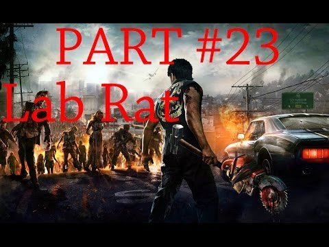 Dead Rising 3 Gameplay Walkthrough part 23 Lab Rat