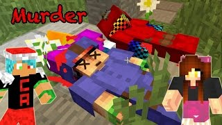 getlinkyoutube.com-Minecraft / Murder / Dollastic is a CRAZY KILLER / Dollastic Games