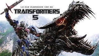 getlinkyoutube.com-7 Cosas Que Queremos Ver en Transformers 5