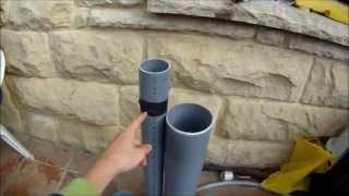 getlinkyoutube.com-BAZOOKA CASERA: Cómo hacer un lanza papas, de pelotas o botellas