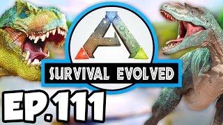 getlinkyoutube.com-ARK: Survival Evolved Ep.111 - POISON DRAKE TAME ATTEMPT, 2 MEGAPITHECUS (Modded Dinosaurs Gameplay)