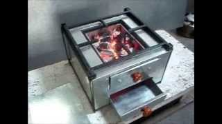 getlinkyoutube.com-Smokeless Charcoal Stove