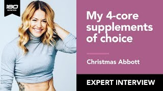 getlinkyoutube.com-Christmas Abbott: My Core 4 Supplements I Don't Leave Home Without