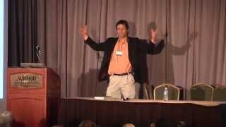 Stuart Hameroff vs. Max Tegmark - Quantum Consciousness Debate (TSC 2014)
