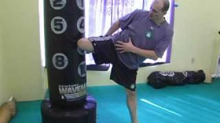 getlinkyoutube.com-Kickboxing Training - Roundhouses