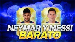 getlinkyoutube.com-FIFA 16 | EL NEYMAR Y MESSI BARATO DE FUT