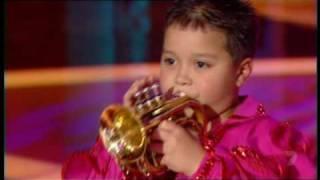 getlinkyoutube.com-Little Bobby Harrison, Trumpet Player