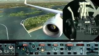 getlinkyoutube.com-B737NG Motorized Throttle Quadrant