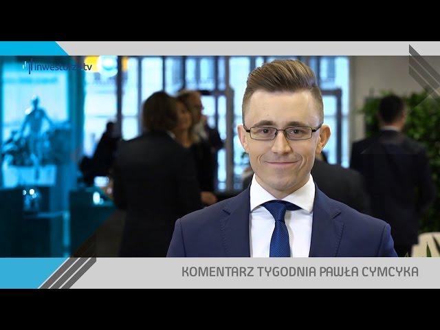Paweł Cymcyk, #46 KOMENTARZ TYGODNIA (25.11.2016)