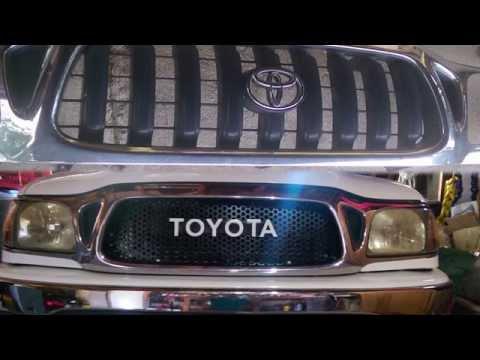 2004 Toyota Tacoma Custom Grille Mod