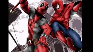 getlinkyoutube.com-Spideypool (Spiderman X Deadpool) - I don't care