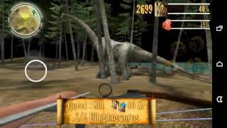 getlinkyoutube.com-Dino Safari 2 Biggest Move All Unlocked Android/iOS games