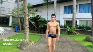 getlinkyoutube.com-Audisi Video L-Men Of The Year 2013 - Edward [Medan]