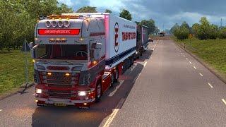 getlinkyoutube.com-ETS 2 - Scania R560 Gronbeck