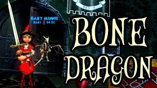 getlinkyoutube.com-Wizard101: Level 78 [Death] - Bone Dragon Pet