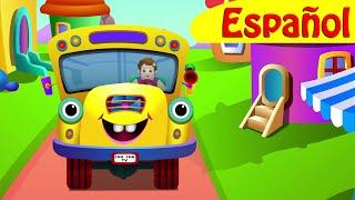 getlinkyoutube.com-Las Ruedas del Autobús (PARTE 1) Canciones Infantiles Populares | ChuChu TV