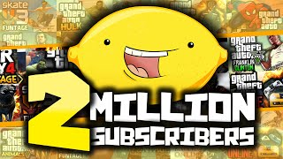 getlinkyoutube.com-2 MILLION SUBSCRIBERS! - Best of TheGamingLemon Montage #2 - (Funny Moments)