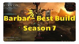 getlinkyoutube.com-Barbar: Der beste Build für Season 7 (Patch 2.4.2, Diablo 3)