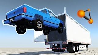 getlinkyoutube.com-BeamNG Drive Stunts and Drift Compilation #1