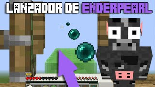 getlinkyoutube.com-TRUCOS MINECRAFT 1.8 | CAÑON DE ENDER PEARLS | REDSTONE