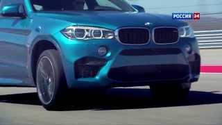 getlinkyoutube.com-Тест-драйв BMW X6 M 2015 (F86) // АвтоВести 204