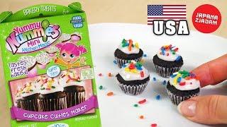 Amerykańskie babeczki z proszku! Yummy Nummies - JAPANA zjadam #106