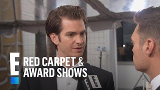 flushyoutube.com-Andrew Garfield Talks Huge 2017 Golden Globes Nomination | E! Live from the Red Carpet
