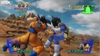 getlinkyoutube.com-Dragon Ball Z for Kinect - Saiyan Saga HD