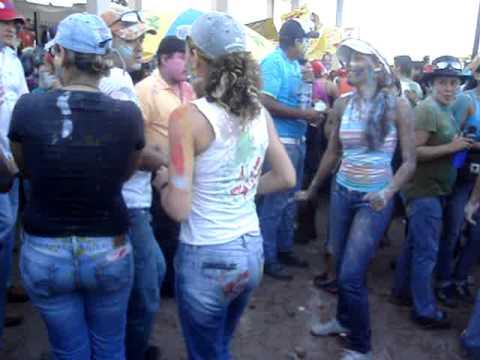 fiesta del mono en caicara de maturin estado monagas---venezuela