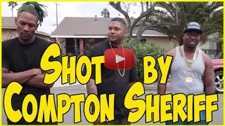 getlinkyoutube.com-Cousins from Raymond Street & Nutty Blocc Compton Crips  talk getting shot by Compton Sheriff's