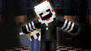 getlinkyoutube.com-Five Nights at Freddy's 2! Night 6 (Interactive Roleplaying) THE LOST CHILD! Minecraft
