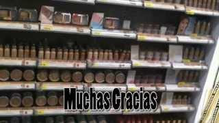 getlinkyoutube.com-En Busca de Maquillaje Barato y Mini tour de La tienda Walmart