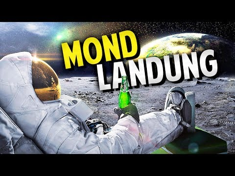 MONDLANDUNG AUFGEDECKT! (KEIN FAKE!!) 👽 THE LONG JOURNEY HOME #02