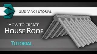getlinkyoutube.com-3ds Max tutorial: Quick creation of house roof