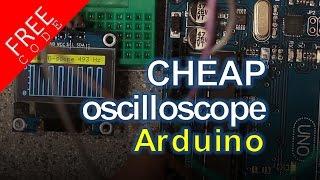 getlinkyoutube.com-DIY Oscilloscope for $20 - FREE CODE