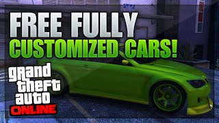 getlinkyoutube.com-GTA 5 Rare Cars Online - FREE Customized Rare Cars Spawn Locations Online! (GTA 5 Rare Vehicles)