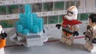 getlinkyoutube.com-Lego Star Wars Moc on Felucia