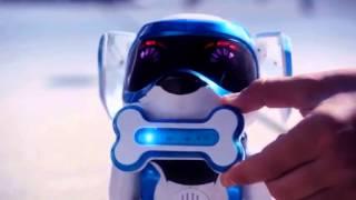 Teksta the Robotic Puppy