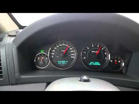 Jeep Grand Cherokee WK 5.7 HEMI vs Opel Omega A 190 km/h