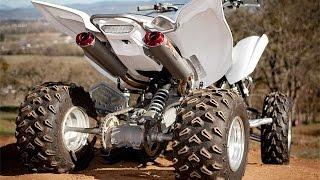 getlinkyoutube.com-Yamaha Raptor 700 Exhaust review