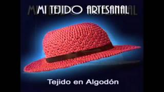 getlinkyoutube.com-SOMBREROS TEJIDOS AL CROCHET - MI TEJIDO ARTESANAL