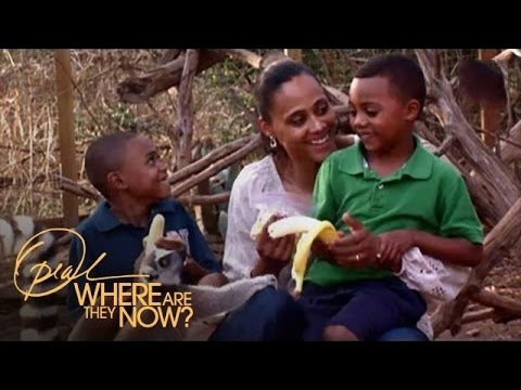 Marion Jones' Children Never Visited Her in Prison | Where Are They Now | Oprah Winfrey Network