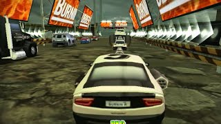 getlinkyoutube.com-BURNIN RUBBER 5 CAR RACING GAME 3D - BEST KID GAMES