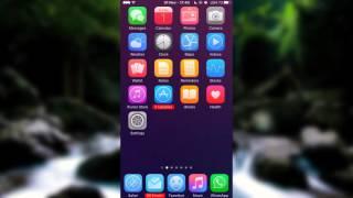 getlinkyoutube.com-iOS Tweak: Unicode Faces for iOS 9 (Unicode for your keyboard)
