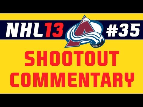 NHL 13: Shootout Commentary ep. 35
