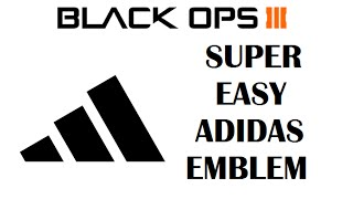 getlinkyoutube.com-Adidas Logo Call Of Duty Black Ops 3 Emblem Editor