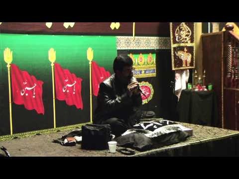 Dar e Abbas Houston Mukhtar Hussain Fateh Puri Part  5 24th Muharram 2013