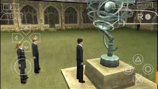 Harry Potter and the order of the phoenix gameplay part 7 (PSP)