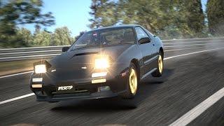 getlinkyoutube.com-【GT6】2WD/ノーマルカーチャレンジ サーキット・デ・ラ・シエラ