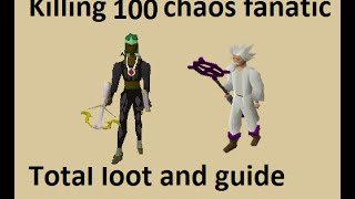 getlinkyoutube.com-Guide and loot from 100 Chaos Fanatic